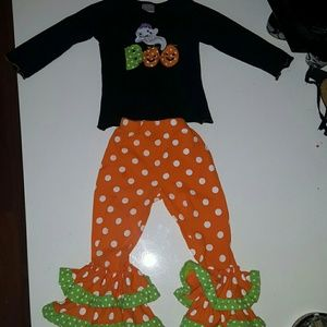 Rare Editions Other - Girls Boutique Halloween outfit 3t