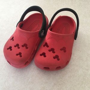 CROCS Other - Mickey Mouse Crocs