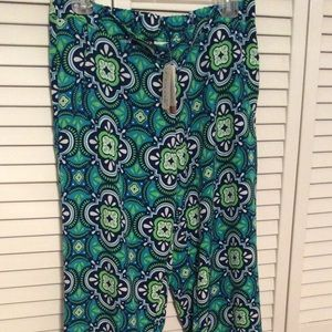 All for COLOR Pants - NWT ladies pants