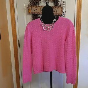 Ralph Lauren 100% Cashmere sweater
