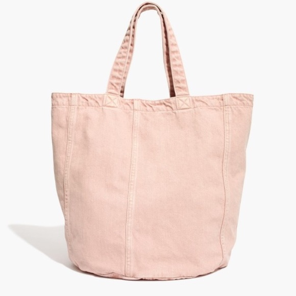 41dee0d99 Madewell Bags   Where I Was From Collab Dusty Rose Tote   Poshmark