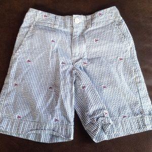 Polo by Ralph Lauren Other - Polo by Ralph Lauren seersucker shorts SZ 6