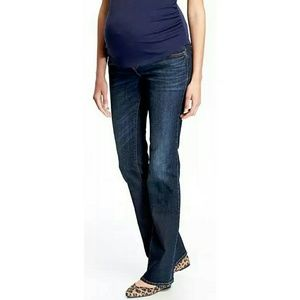 Old Navy Denim - NWT, OLD NAVY Maternity Full Panel Boot Cut Jeans