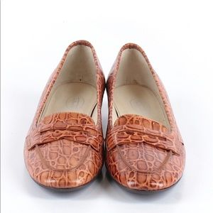 Talbots Shoes - Talbots patterned loafers