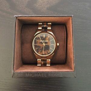 NWT Michael Kors Watch w/display box
