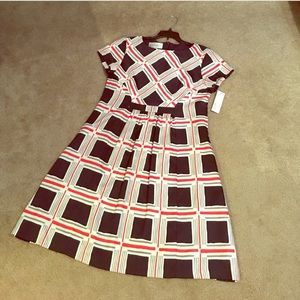 Donna Morgan Dresses & Skirts - Red, white, and blue dress
