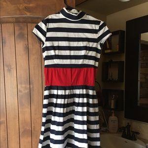 shabby apple Dresses & Skirts - Shabby apple striped sailor dress 6