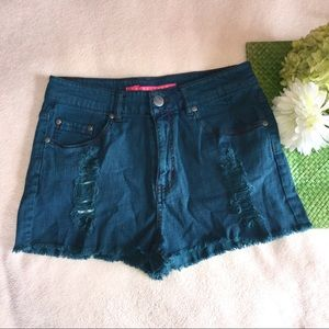 Tinseltown Pants - PACSUN | nwt high waisted distressed shorts