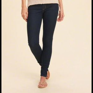 Hollister Denim - Hollister skinny jeans. Stretchy. Size 23 short