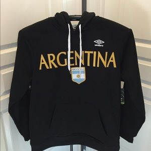 Umbro Other - Umbro Men's Argentina Hoodie/New