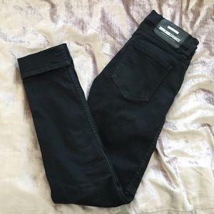 Dr. Denim Denim - Black Skinny Jeans