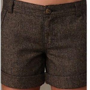 Sanctuary Pants - Sanctuary Tweed Shorts