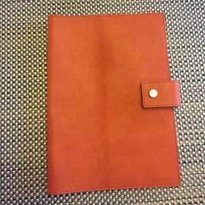 Shinola Accessories - Shinola Leather Bold Orange iPad Case