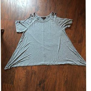 Love & Legend Tops - Grey shirt