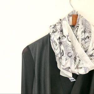 Zara Jackets & Blazers - Zara Basic Drape Blazer