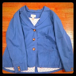 L.L. Bean Jackets & Blazers - LL Bean Cotton Jacket