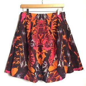 McQ Alexander McQueen Dresses & Skirts - {MCQ Alexander McQueen} Beetle Digital Print Skirt