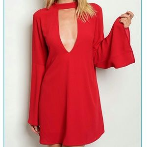 Dresses & Skirts - 💋JUST ARRIVED💋Sexy Red DRESS