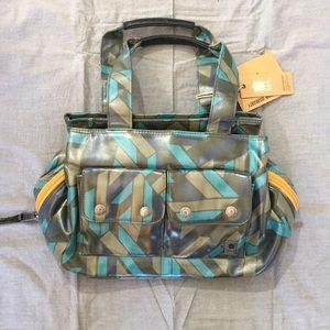 Brooklyn Industries Handbags - brooklyn industries coated canvas purse