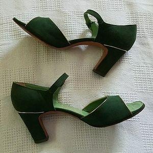 True Vintage 1930s Heels