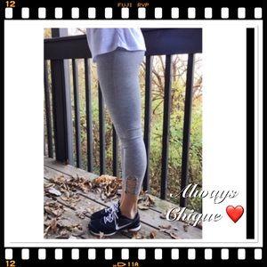 SoShelbie Pants - Trendy Cross Cross Yoga Pants