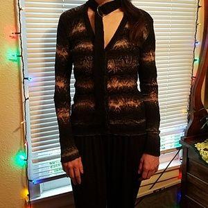 Jean Paul Gaultier Sweaters - Jean Paul Gaultier Maille Femme cardigan