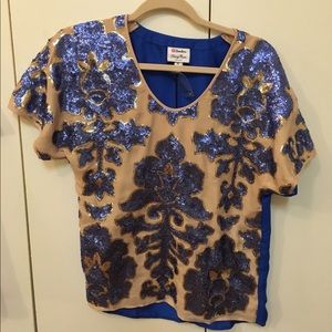 Tracy Reese Tops - Tracy Reese for Target Sequin Top