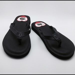 HBCali Shoes - Yoga Mat black sandal treat your feet to comfort😍