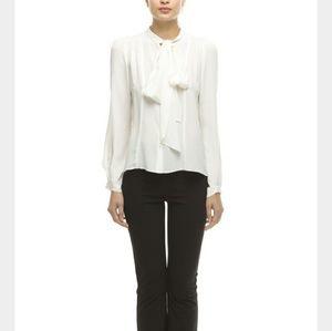 Walter Baker Tops - (NWT)Walter Baker Theo white blouse