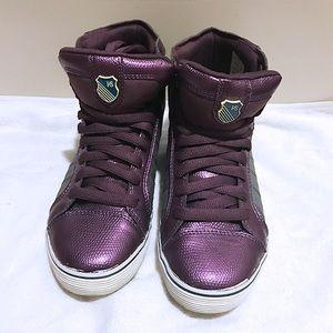 K-Swiss Shoes - K-Swiss High Top Sneakers