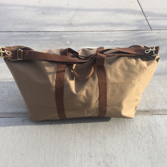 Ralph Lauren Bags - Ralph Lauren Men's Large Canvas Duffle Bag 30""