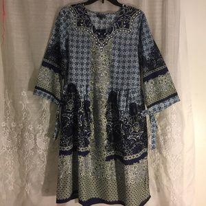 Bella Moda Dresses & Skirts - Bella Moda Boho Dress