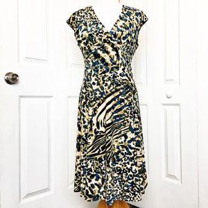 Jones New York Dresses & Skirts - Jones New York Animal Print Dress