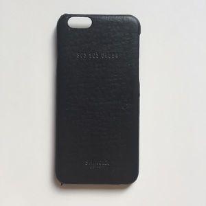 Shinola Accessories - Shinola Detroit iPhone 6 case