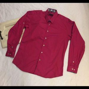 Jared Lang Other - Men's Jared Lang L/S Pink button down shirt XL EUC