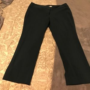 Loft Fashion Pants - Ann Taylor loft Marisa Ankle pant