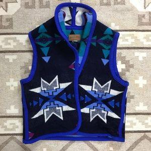 Vintage Pendleton Vest