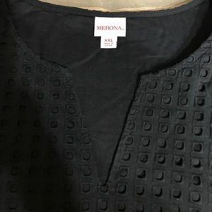 Merona Dresses & Skirts - Merona black dress never worn size xxl