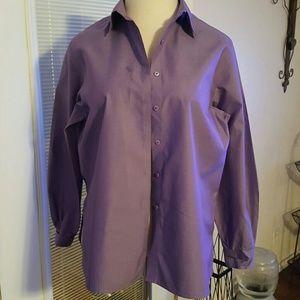 Foxcroft Tops - Business shirt