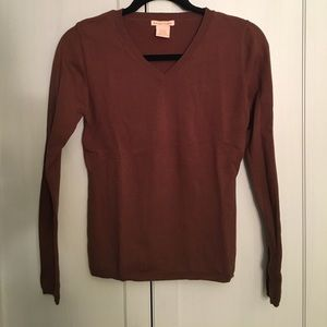 Sweet Romeo Sweaters - Brown Sweater