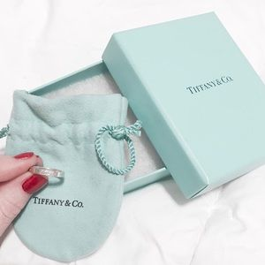 "Tiffany & Co. Jewelry - Tiffany & Co. ""I love you"" Ring"