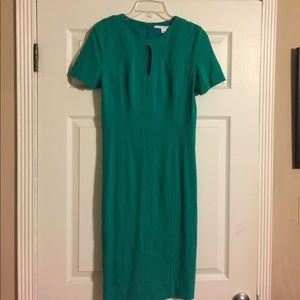Diane von Furstenberg Dresses & Skirts - Green Dress
