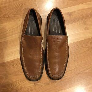 Rockport Other - Rockport  brown leather slip-on size 11.5