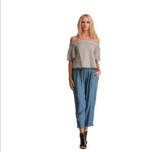 Walter Baker Tops - NWT Walter Baker off shoulder top $138