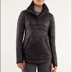Lululemon What the Fluff Goose Down Pullover