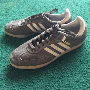 28c9e50bd61 ... new style adidas shoes adidas samba hemp olive green gum sole 12 nwob  b0d55 75be9