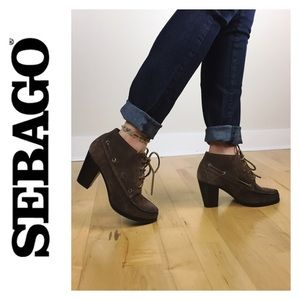 Sebago Shoes - 🔥ALLBOOTS$35💸2x$49🔥SEBAGO BROWN 100% LEATHER