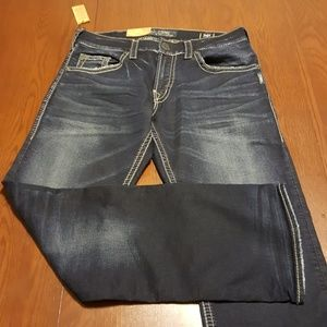 Silver Jeans Other - Silver Jeans co ZAC Joga Mens jeans 32 x 34 NWT
