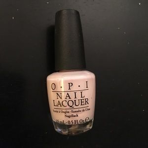 opi Other - O.P.I nail lacquer-otherwise engaged