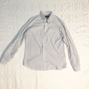 Banana Republic Other - Men's Banana Republic Striped Soft Wash Shirt
